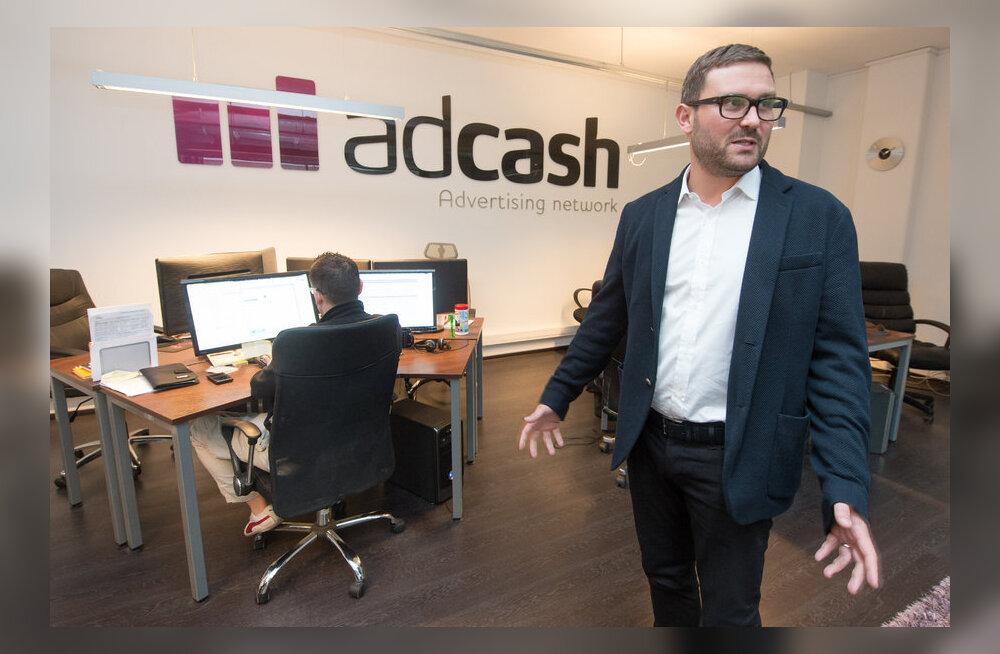 Prantsuse IT-ärimees kogub Eestis reklaamimiljoneid