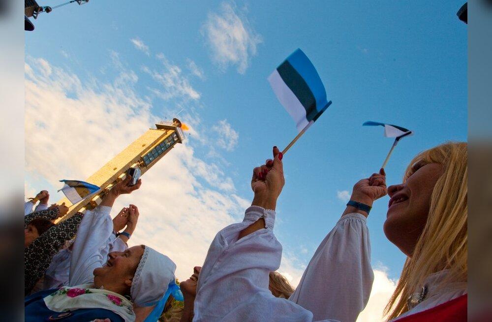Eesti tõusis ÜRO aruandes väga kõrge inimarenguga riigiks