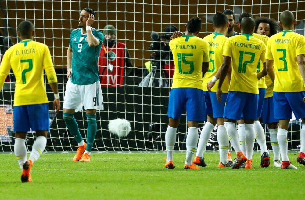 Saksamaa vs Brasiilia