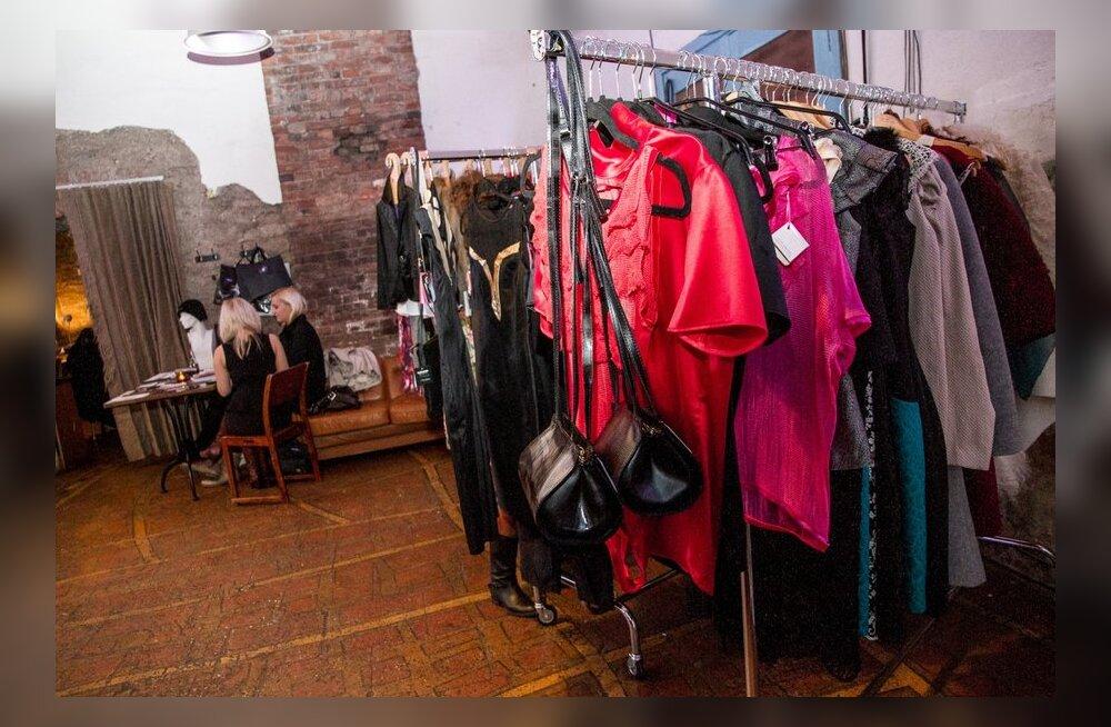 ФОТО: Tallinn Fashion Week началась с открытия магазина Pop-up