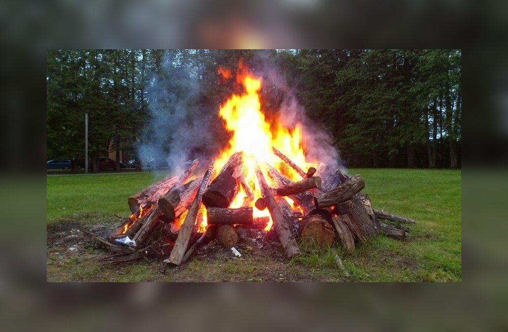 Telia pakub televaatajale sel suvel omapärast lõkkekanalit