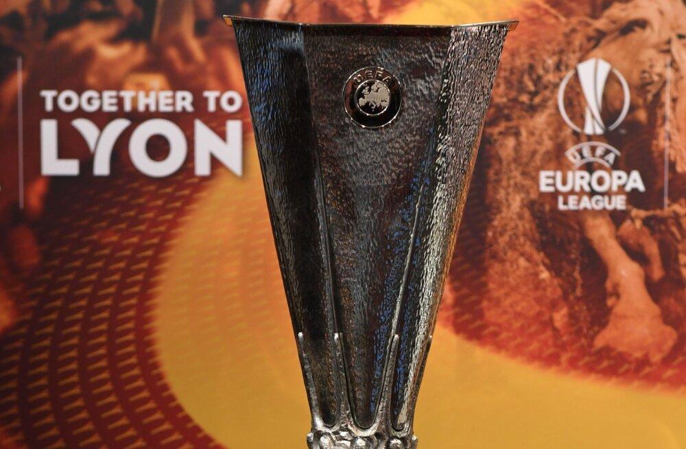 Arsenal loositi Euroopa liiga kaheksandikfinaalis kokku AC Milaniga