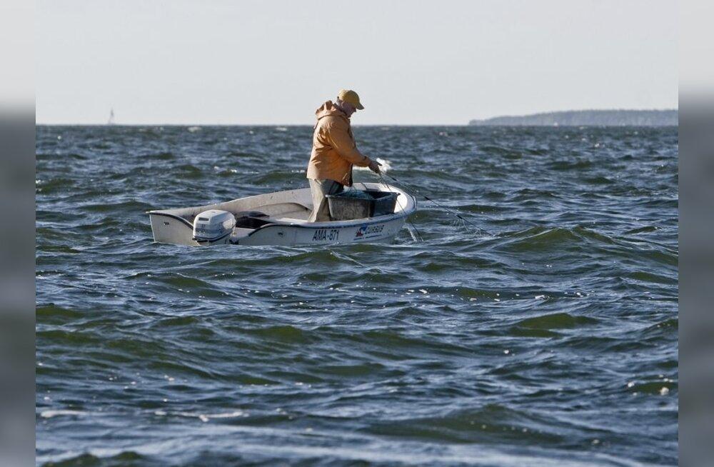 Kummaline otsus: kui võrgud ohustavad purjetajaid, miks siis õngitsemine ära keelatakse?