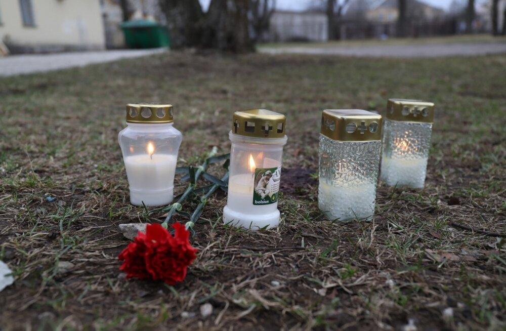 Mõrvatud 15-aastase sõbrannad: ta oli väga tore tüdruk, armastas tantsida