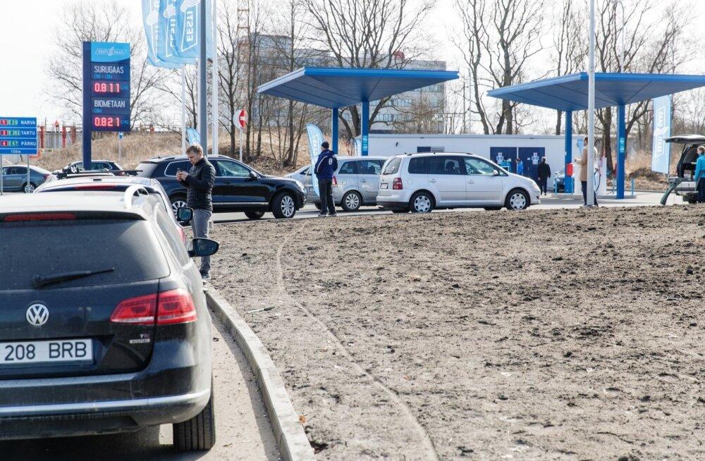 Transpordifirmad soovivad kindlust, et rohegaasi kasutamisse raha paigutades ei ootaks neid ees uus aktsiisimaks