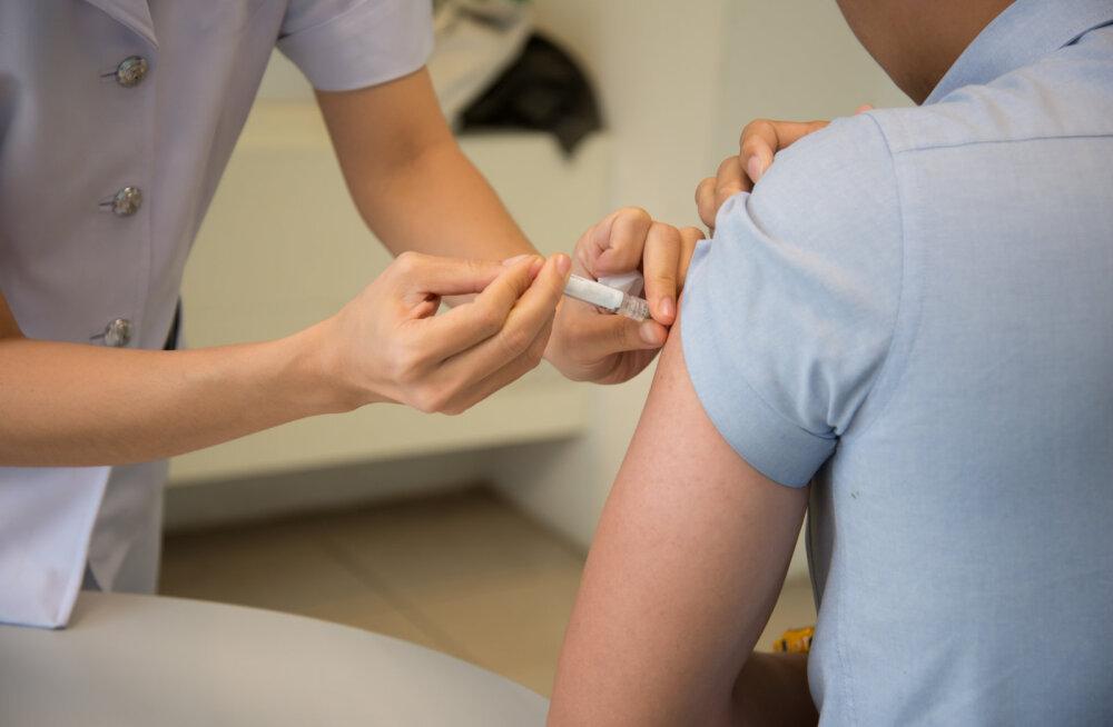 Miks eestlased kardavad gripivaktsiini?