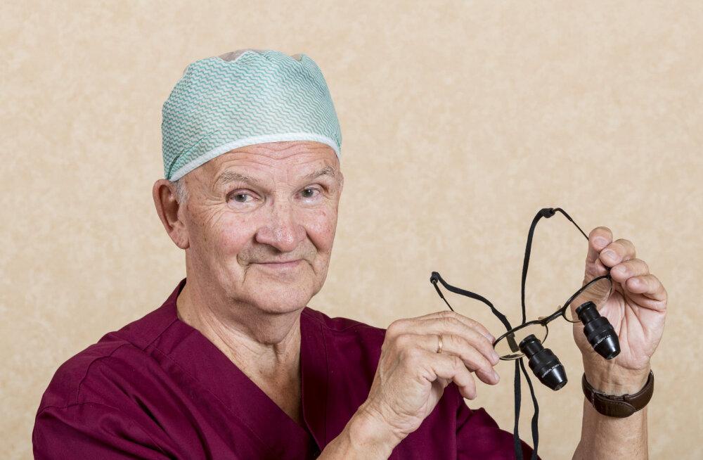 Toomas Sulling: süda liigub ja tuksub, kui kirurg ta kätte võtab