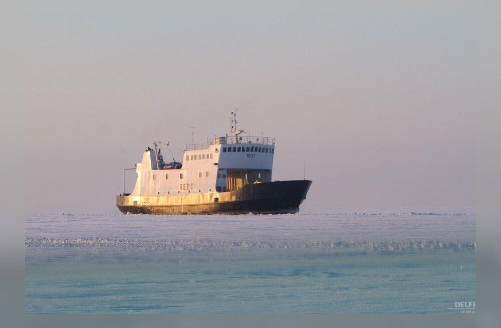 Vormsi uue parvlaeva nimeks saab Ormsö