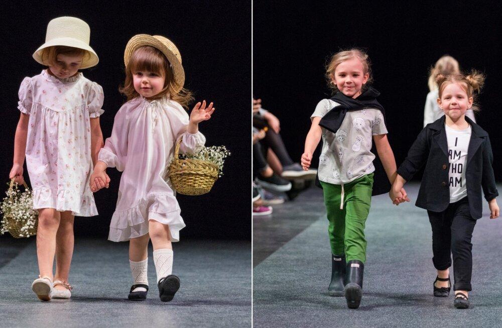 Детский fashion по-взрослому