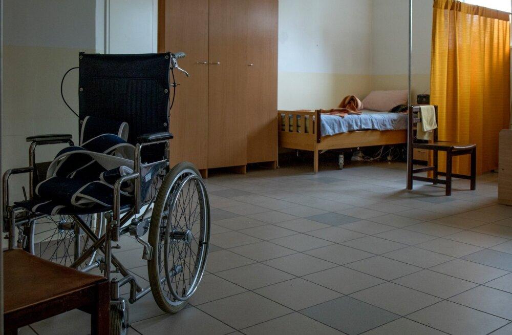 Hooldekodude klientide hulk on plahvatuslikult kasvanud