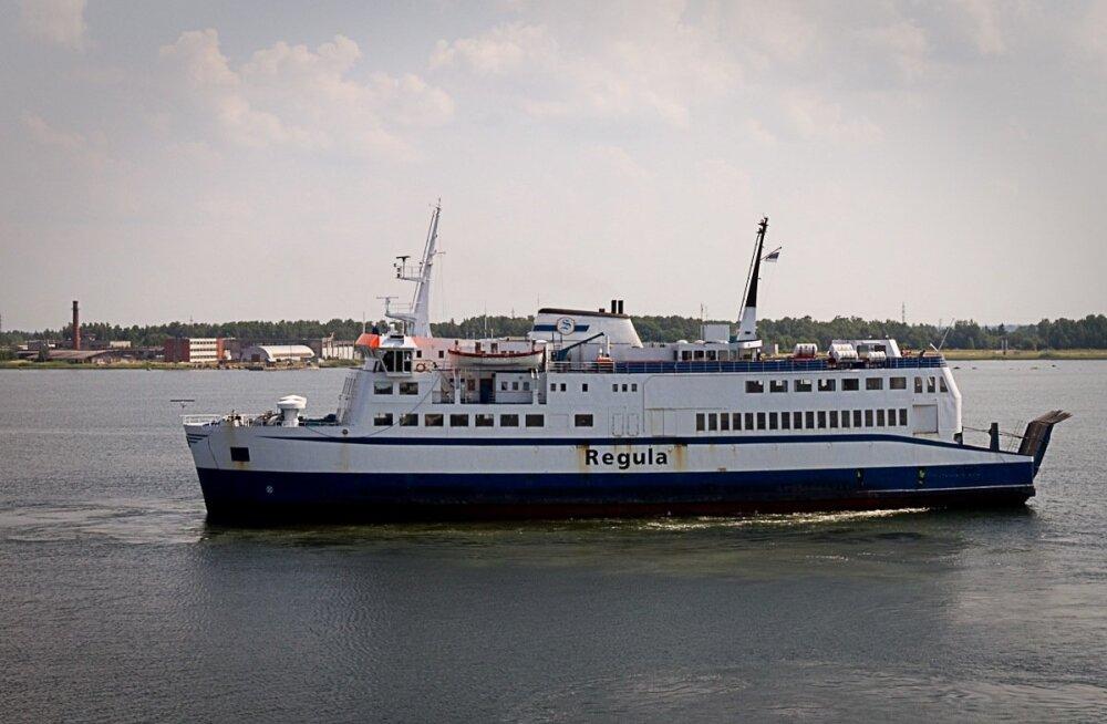 Saaremaa ralli nädalavahetusel toimub Virtsu ja Kuivastu vahel 20 täiendavat laevareisi