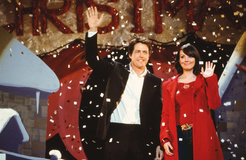 """Jõulufännide pidupäev: Hittfilm """"Love Actually"""" saab järje juba õige pea!"""