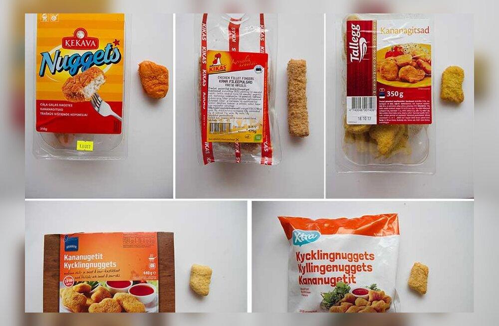 ТЕСТ: В каких куриных наггетсах больше всего мяса и можно ли их вообще есть