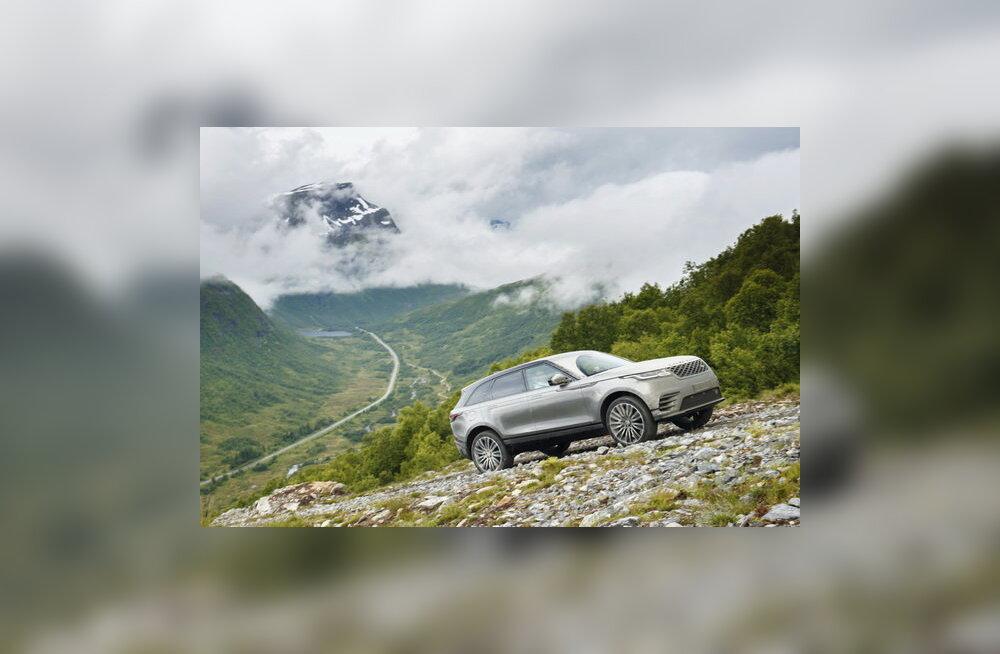 WhatCari proovisõit: ajaloo uperpall, millel nimeks Range Rover Velar