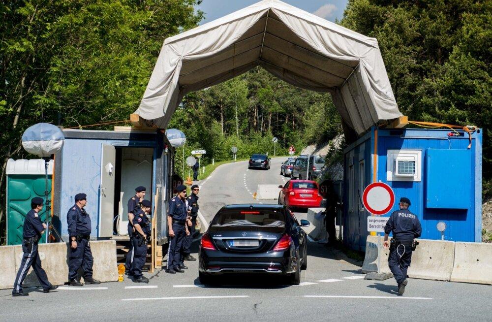 Tunamullu Austrias toimunud Bilderbergi grupi kohtumine oli ümbritsetud karmi turvakontrolliga.