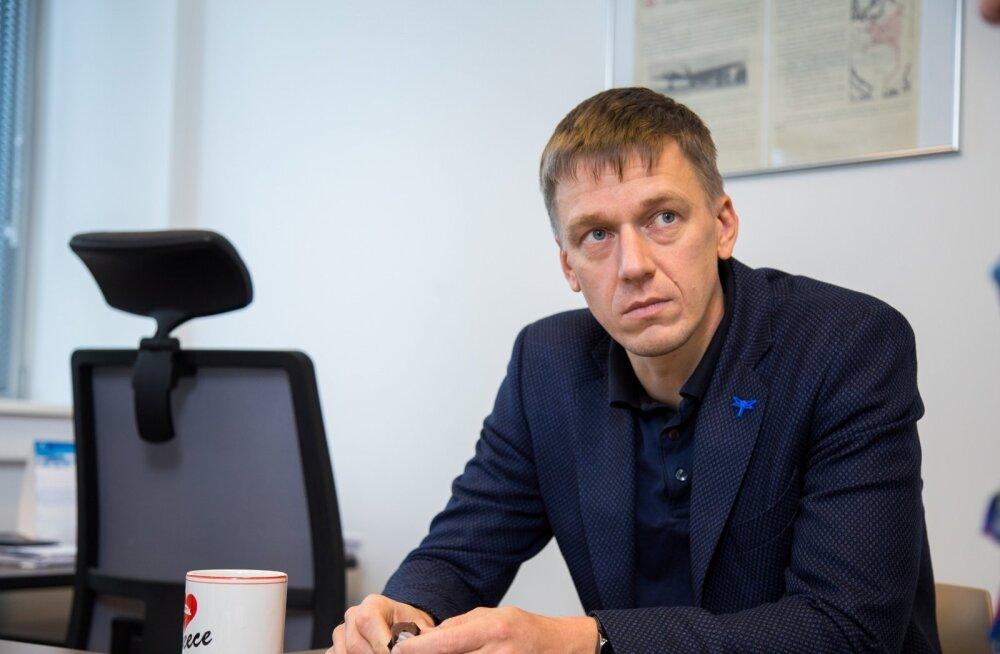 Intervjuu Nordica juhi Hannes Saarpuuga ja Regional Jeti juht Jan Palmeriga