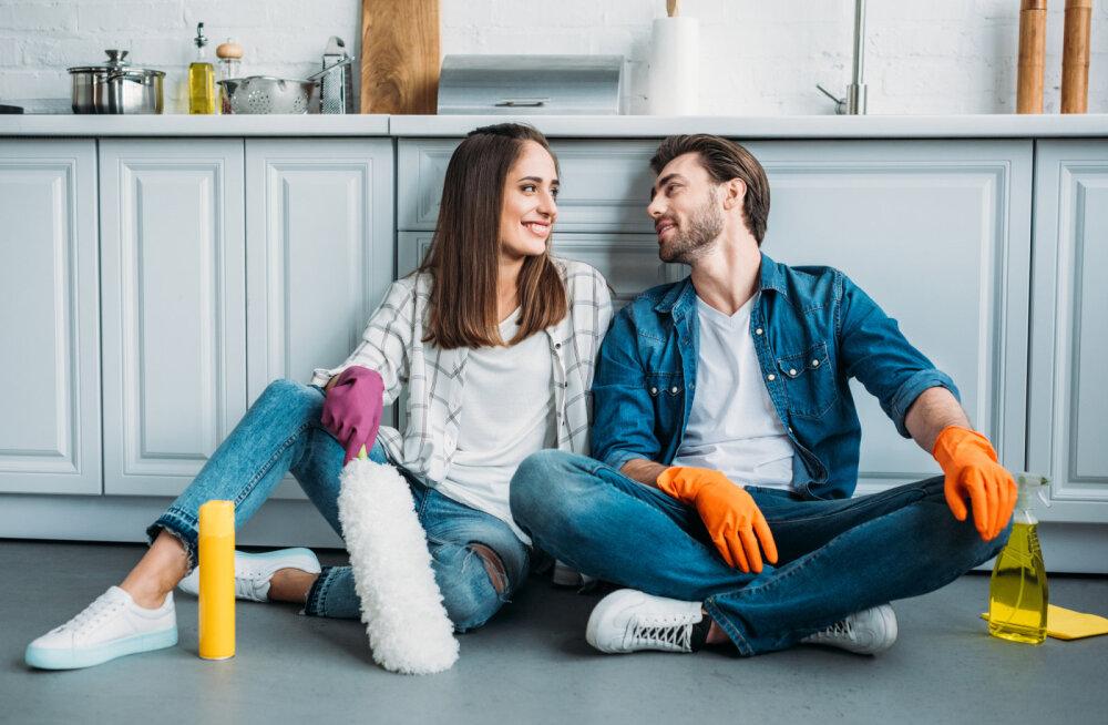 Armastus ja argipäev | Kuidas ühendada rutiinsed majapidamistööd kirgliku armueluga?