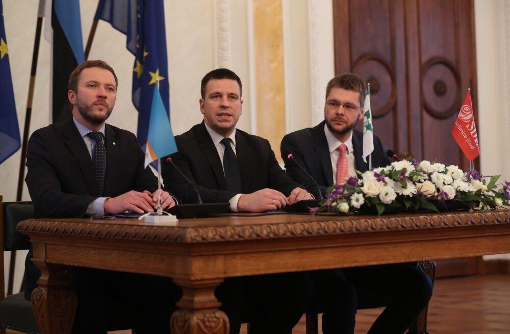 Ametiühingute keskliit koalitsioonilepingust: suures plaanis oleme rahul, aga näme ka kolme puudust