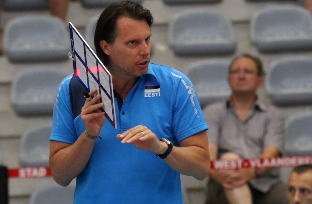 Gheorghe Creţu juhendab Eesti koondist tõenäoliselt ka edaspidi.
