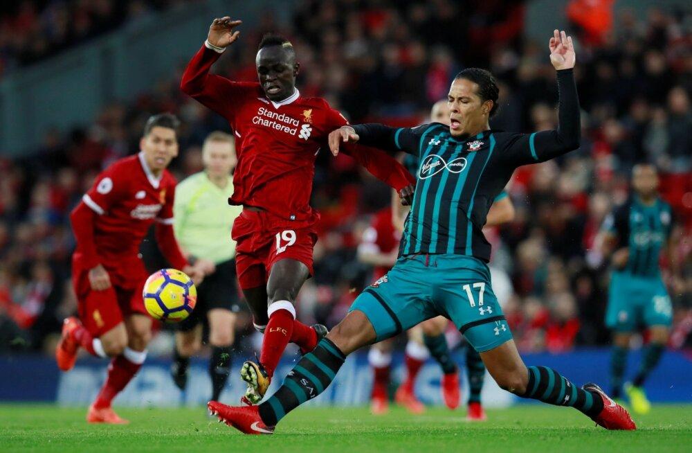 Liverpool võttis kasutusele tavatud meetmed, et maailmarekordimeest kindlasti endale saada