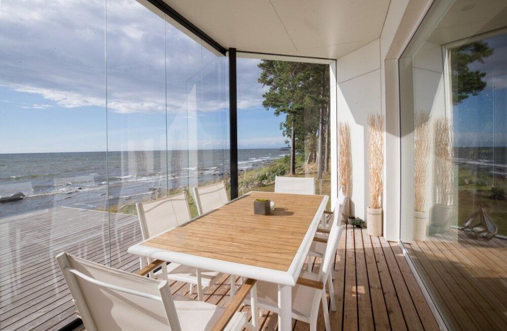 Maakodu Hara lahe äärne kodu