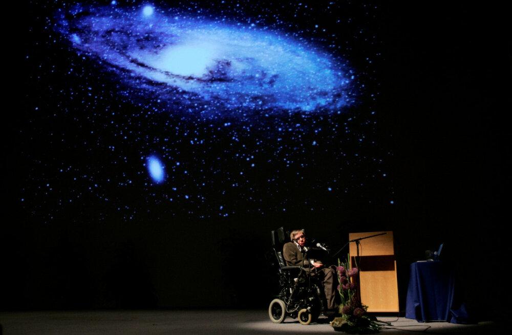 Stephen Hawkingi viimane hüpotees — alternatiiv igavesele paisumisele prognoosib lihtsama struktuuriga universumit