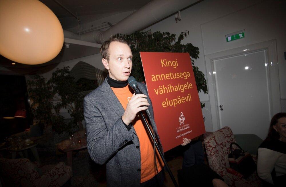 Vähiravifond toob osa rahast Lätist tagasi: annetusi hakatakse koguma piiripoodides