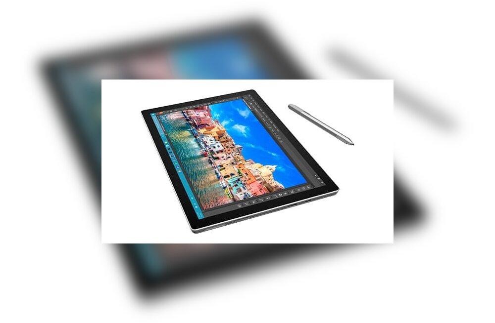 Tahvelarvutid on jälle popid: sel korral need, millele saab klaviatuuri külge panna