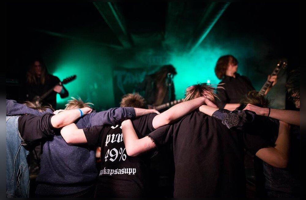 Финал конкурса FUBAR: лучшая рок-группа получит 666 евро