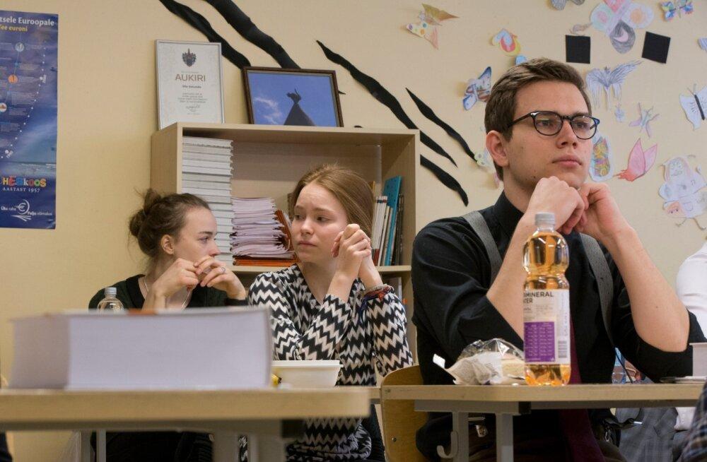 Pedagoog: kui kaua veel toodab meie haridussüsteem kuulekaid alamaid, mitte julgelt mõtlevaid kodanikke?