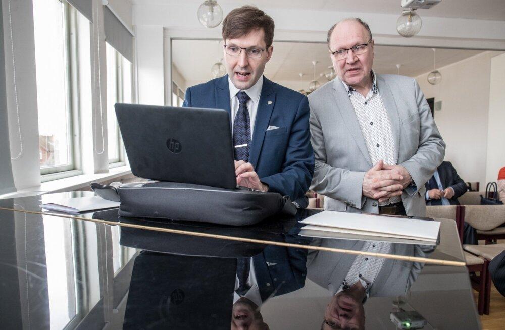 Martin ja Mart Helme komme Eesti venekeelseid inimesi igasuguste süüdistustega kostitada on vastumeelt Keskerakonna põhitoetajatele.
