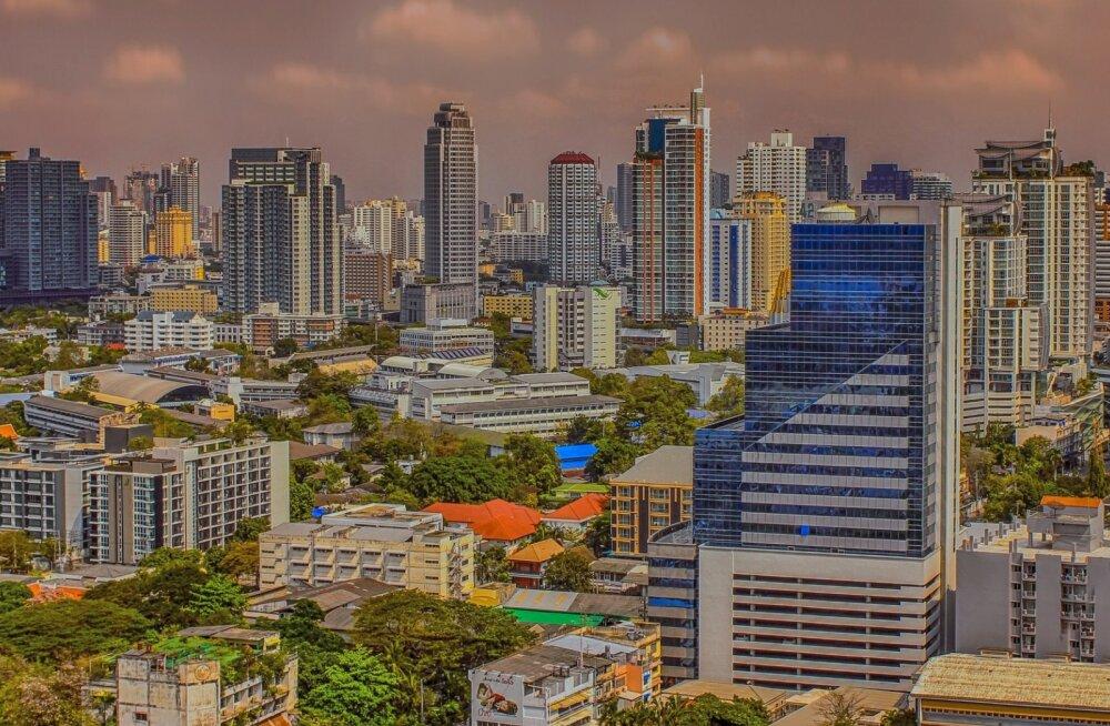 Eriti hea hinnaga edasi-tagasi lennupiletid Riiast Bangkokki ja New Delhisse — alates 284€!