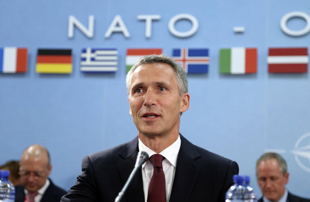 NATO asub Makedooniat allianssi võtma