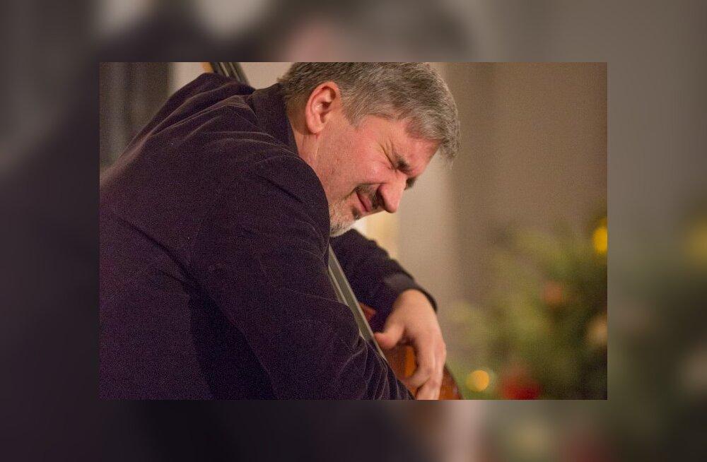 """В Кадриоргском дворце состоится концерт """"Классика в джазе"""""""
