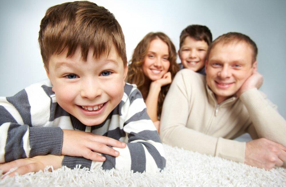Дети разных отцов: как наладить отношения?