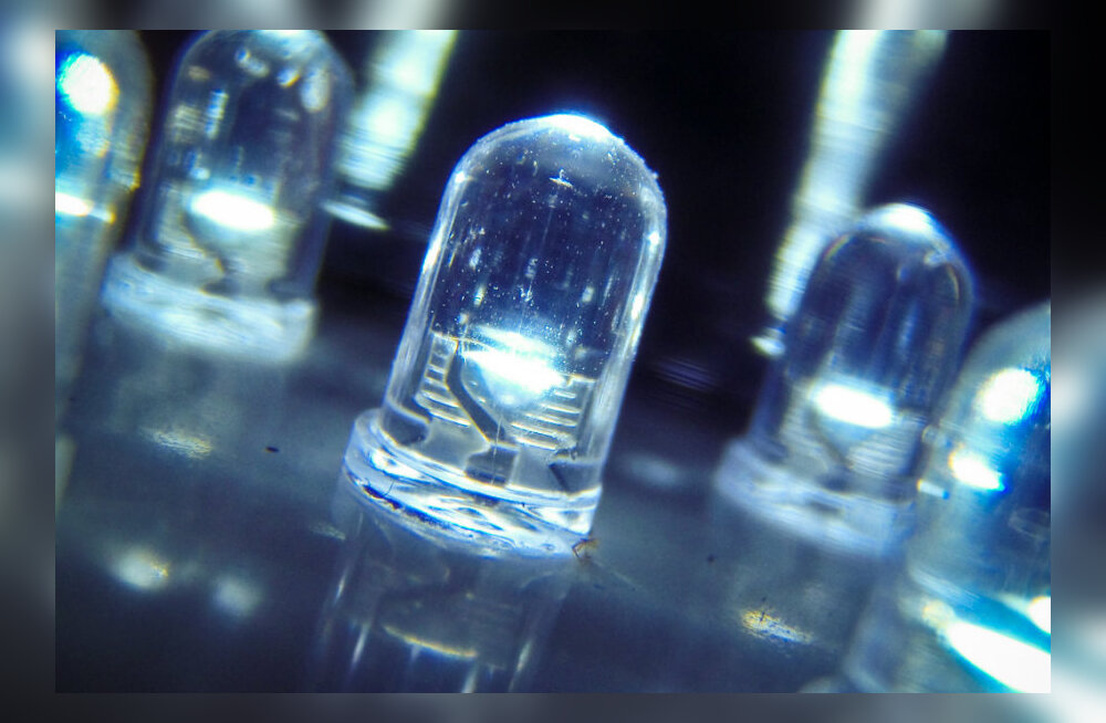 Tartu ülikool täiustab koostöös Samsungiga LED-valgusteid