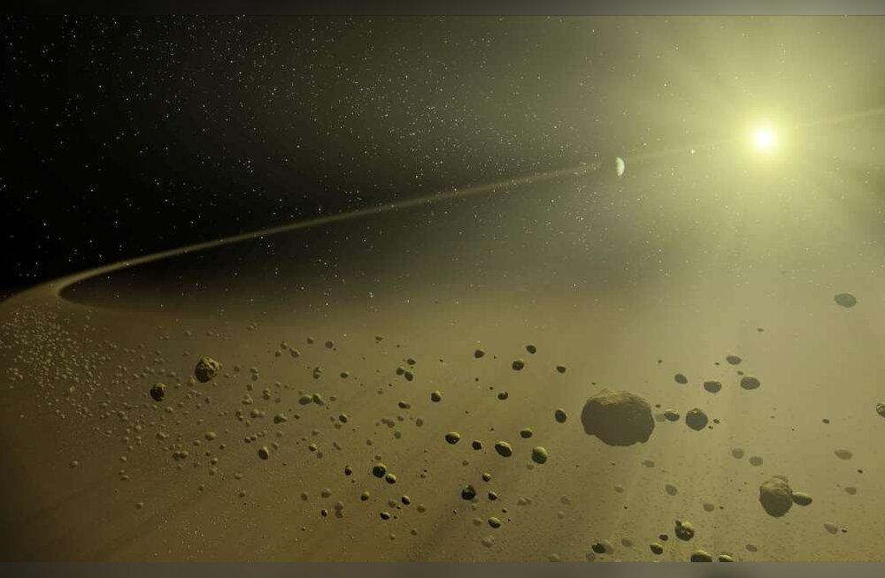Poola astronoomid: täht nimega Gliese 710 möödub Päikesesüsteemist viis korda lähemalt seni arvatust