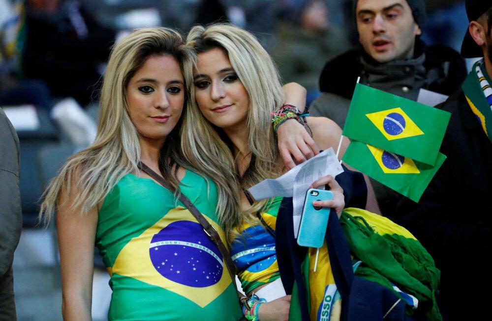 Brasiilia vutilegendi soovitus noorele ründajale: seksi piisavalt, siis tulevad ka väravad!