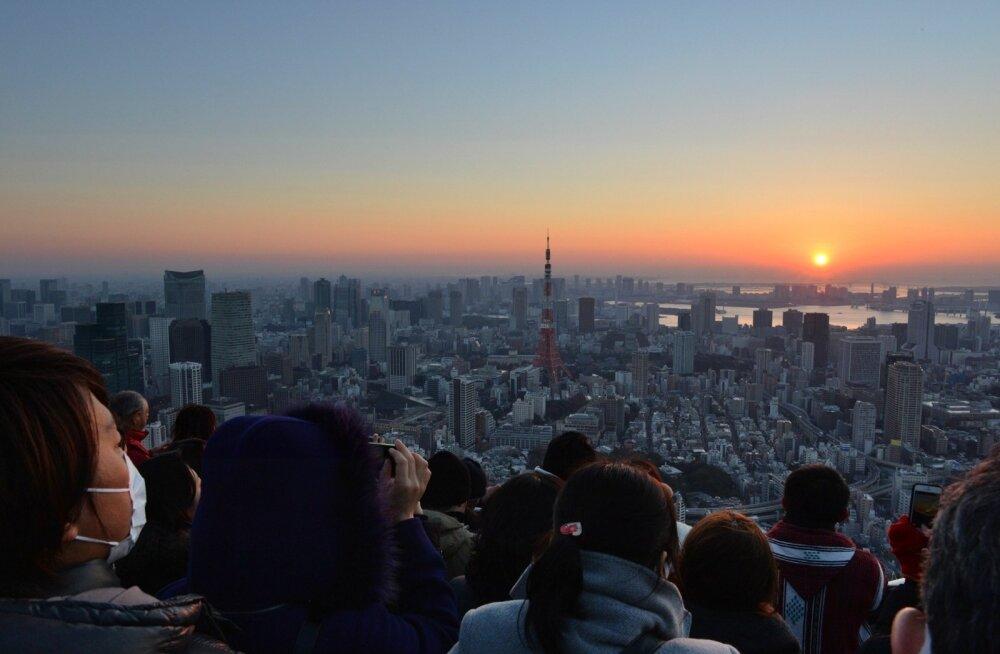 TOPSHOTS-JAPAN-NEW YEAR
