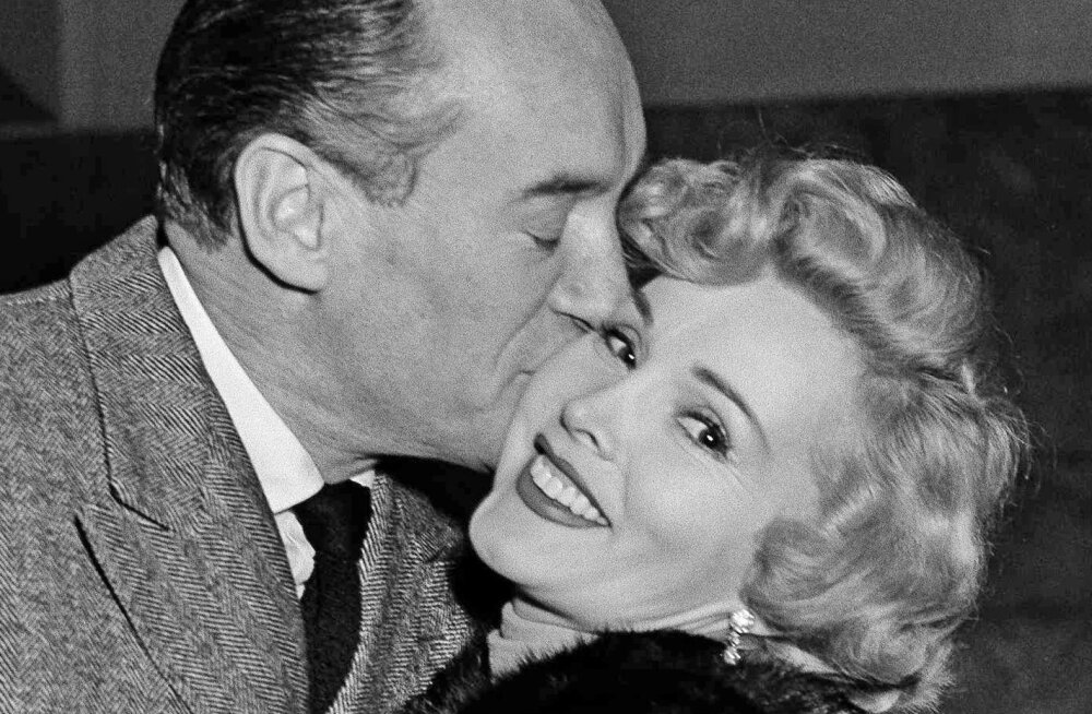 Suri Hollywoodi täht ja glamuurne seltskonnadaam Zsa Zsa Gabor