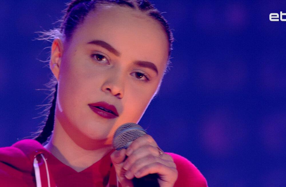 Алика Милова из Таллинна вышла в лидеры шоу ″BRAVO!″