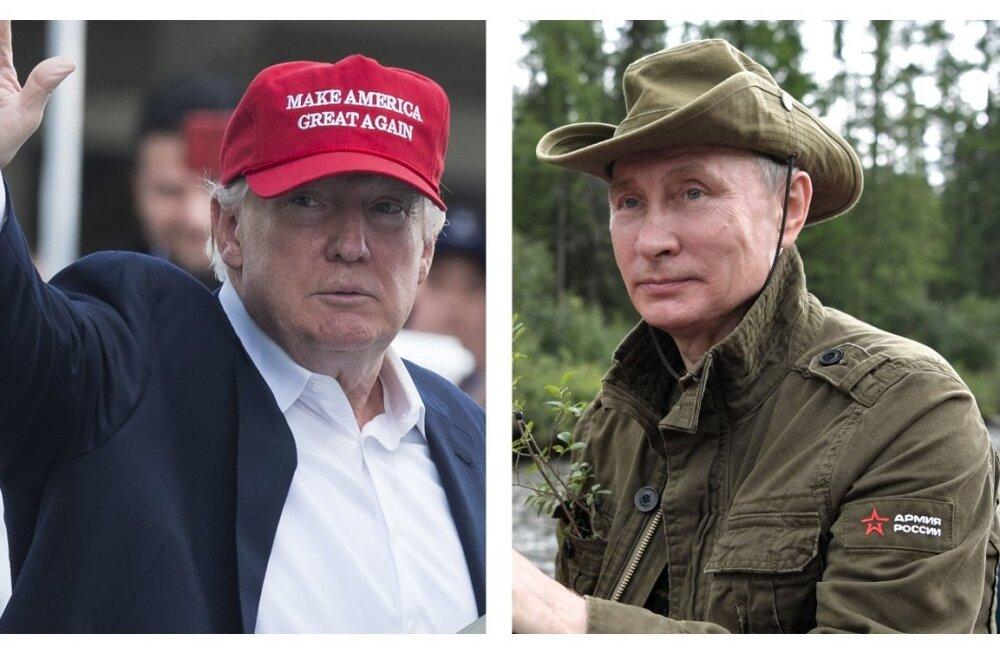 Erkki Bahovski: Trump võttis kasutusele jalgpallidiplomaatia. Baltimaid ilmselt ei müüdud maha