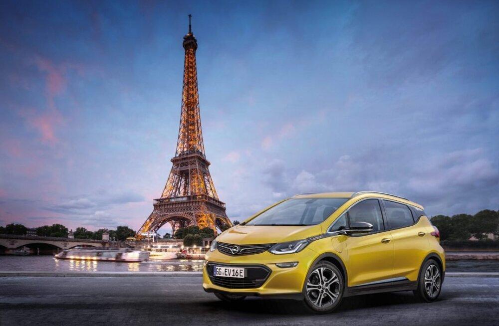 Opel Ampera-e: elektriauto, mis Eestis kunagi müügile ei jõua
