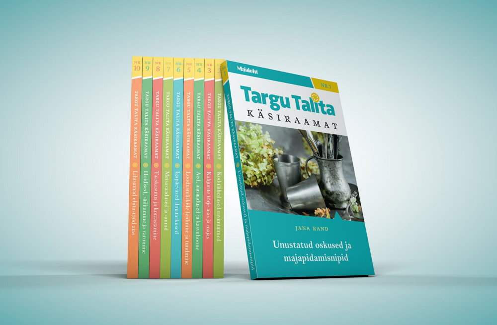 Kolm nippi, kuidas omandada Targu Talita käsiraamatud