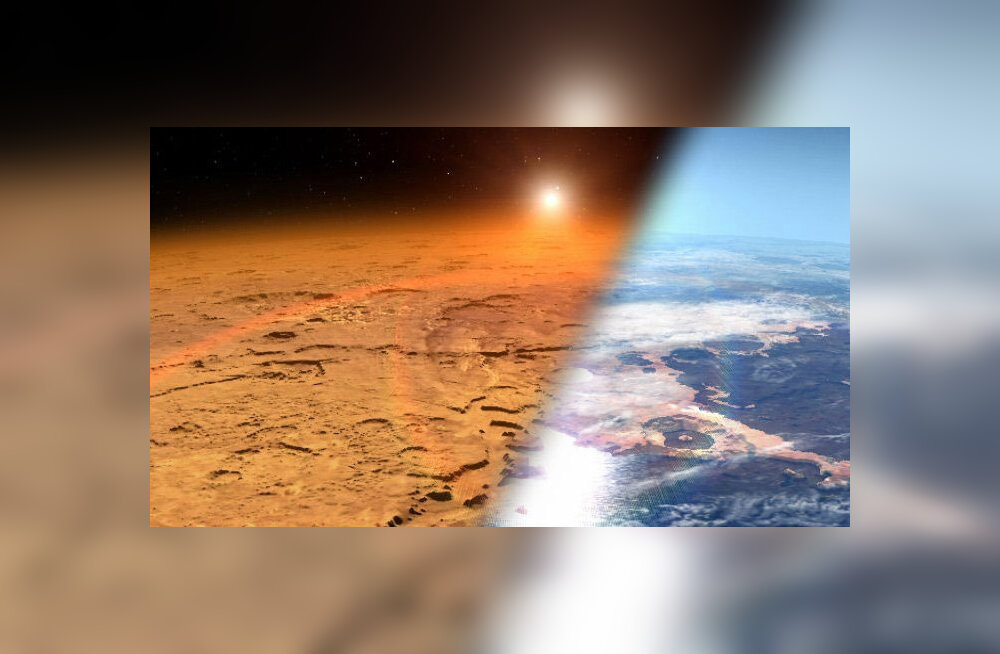 NASA lahendus: magnetkilp Päikese ja Marsi vahel aitaks seda planeeti asustada