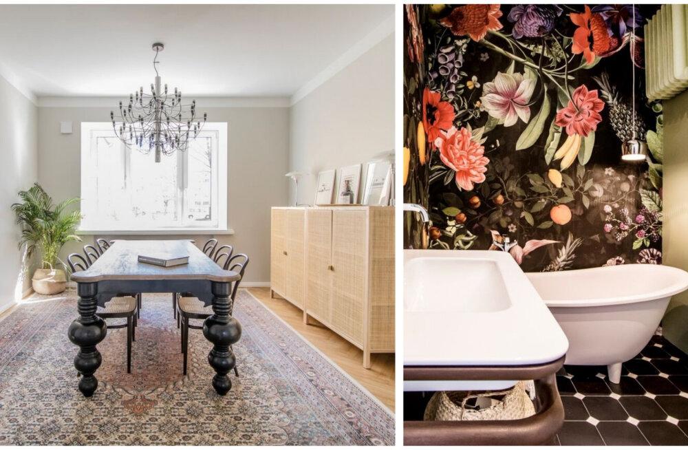 Исторический Кадриорг: квартира в доме эстонской элиты