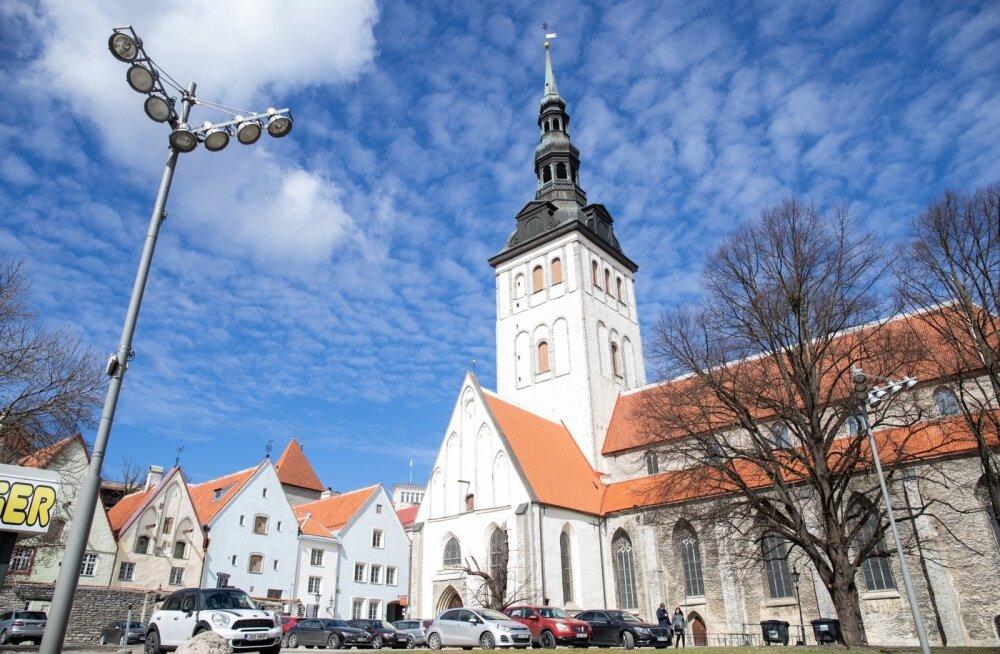 Eesti Evangeelse Luterliku kiriku kinnisvara