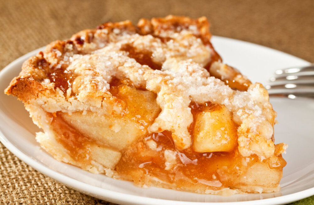 ARVO KOKAKOOL   Selle sügise hitt on õuna-kohupiimapurukook