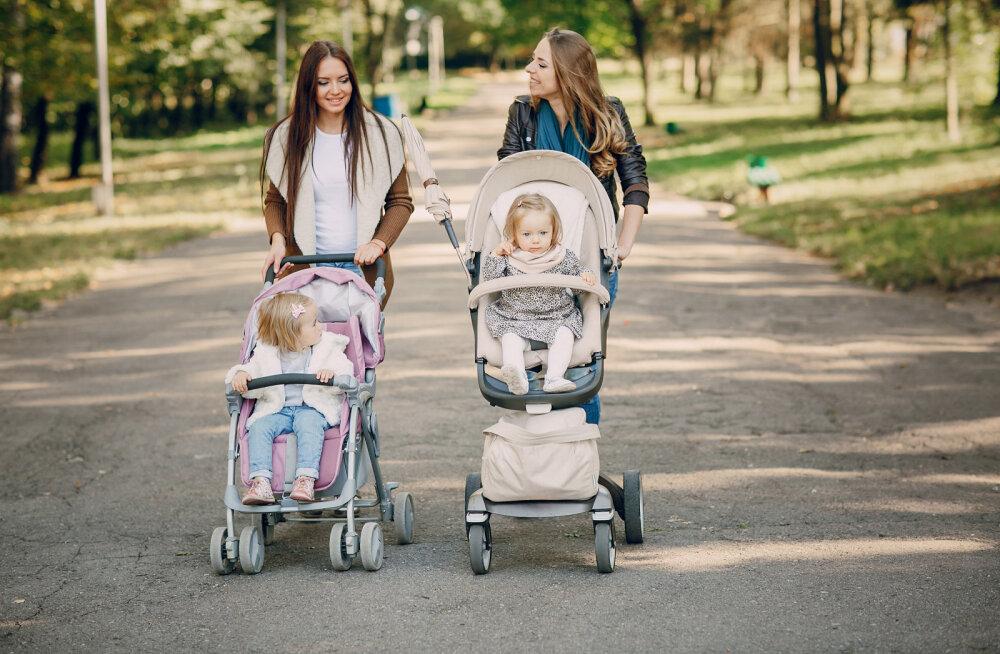 Kõik emad ei kasvata oma lapsi ühtemoodi