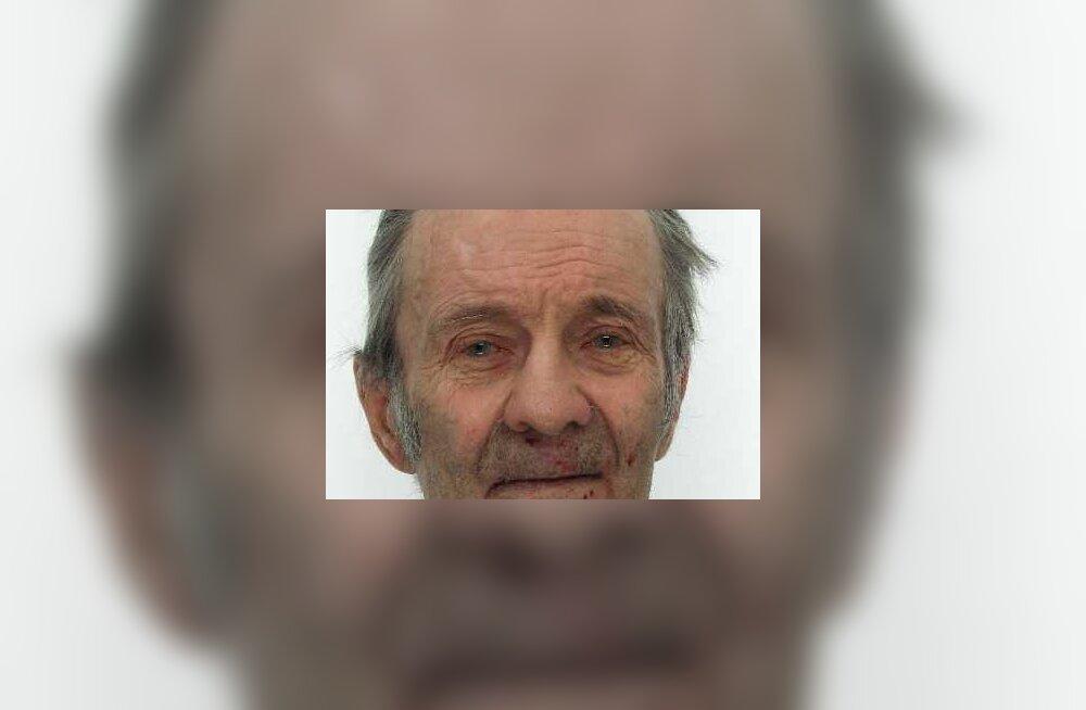 Politseinikud paluvad abi Kuusalu vallas kadunud 77-aastase Lembitu otsimisel